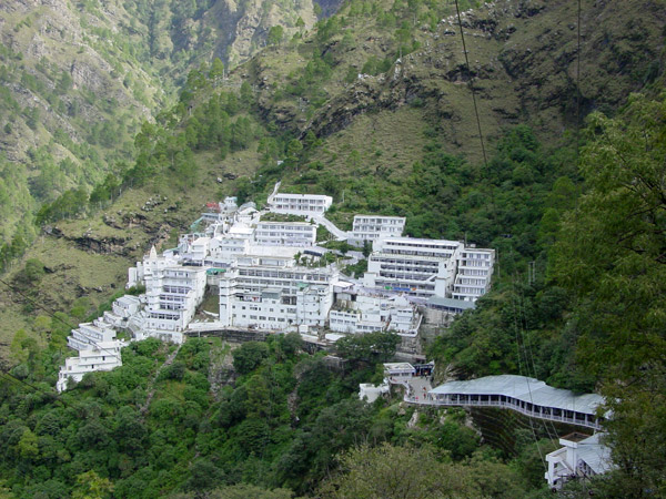 Our Planned Trip to Shri Mata Vaishno Devi!